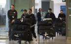 Coronavirus: les footballeurs du Wuhan Zall de retour en Chine et placés en isolement