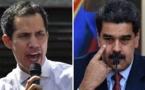 Venezuela: Pompeo appelle Maduro et Guaido à se retirer avant un nouveau scrutin