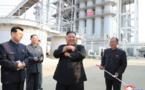 Corée du Nord : Kim Jong Un sort du bois et inaugure l'usine d'engrais de Sunchon (communiqué)
