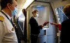 Coronavirus: Air France contrôlera la température de ses voyageurs