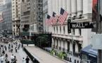 Wall Street redoute l'impact d'une nouvelle flambée épidémique