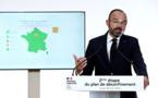 """France: Le déconfinement s'accélère vers """"une vie presque normale"""""""
