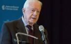 Jimmy Carter: les «injustices raciales» sapent la démocratie