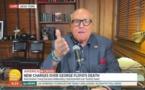 L'avocat de Trump perd son sang-froid à la TV britannique