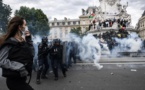 Violences policières : 15 000 manifestants à Paris, 26 interpellations selon la préfecture de police, dispersion du rassemblement
