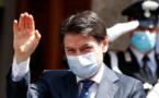 Coronavirus : Giuseppe Conte «totalement serein» sur la gestion de la crise