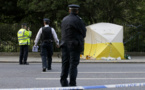 LONDRES : Le meurtrier du parc arrêté