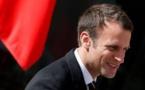 Macron à Nouakchott pour un sommet du G5 Sahel