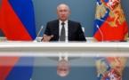 Réforme constitutionnelle : La Russie vote à 74% pour maintenir Poutine au pouvoir