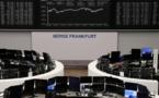 Les Bourses européennes terminent en hausse sous l'impulsion de la Chine