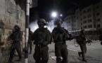 Un Palestinien tué d'une balle au cou par l'armée israélienne en Cisjordanie