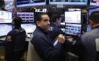 Wall Street cale : résultats, virus et tensions géopolitiques pèsent