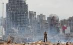 """A Beyrouth, ville dévastée, les Libanais face à une """"impossible reconstruction"""""""