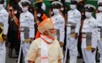 Le Premier ministre indien lance un avertissement à la Chine