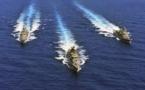 Méditerranée : Les manœuvres militaires se poursuivent