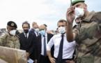 Entre Beyrouth et Bagdad, une visite agitée pour Emmanuel Macron
