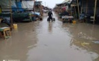 Nouakchott sous les inondations