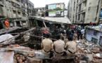 Effondrement d'un immeuble en Inde: le bilan passe à 39 morts