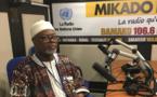 Alioune Tine, expert indépendant des Nations unies pour le Mali