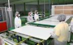 Lancement de la première usine de panneaux solaires en Afrique de l'ouest