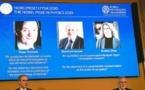Le Nobel de physique à un trio d'experts des «trous noirs»