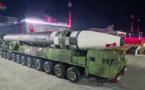 Corée du Nord : La nouvelle menace de Pyongygang: un missile géant