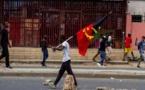Angola: une centaine d'arrestations lors de manifestations