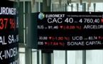 Nouvelle baisse des actions en Europe avec les craintes sanitaires