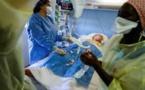 Coronavirus: Le nombre de patients en baisse pour la troisième journée en France