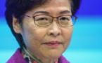 Hong Kong : Carrie Lam promet de rétablir l'« ordre » dans son discours annuel