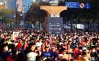 Le marathon de Shanghai attire 9'000 participants