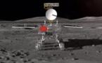 La sonde chinoise Chang'e 5 s'est posée sur la Lune