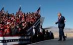 Donald Trump évoque ouvertement une candidature en 2024