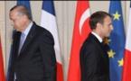 Erdogan : « j'espère que la France va se débarrasser du problème Macron »