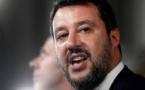 Italie: un livre de 110 pages blanches sur Matteo Salvini fait un carton