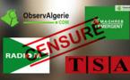 En Algérie, levée du blocage de certains médias en ligne