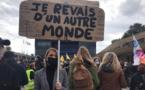 """Nouvelles manifestations contre la loi """"sécurité globale"""""""