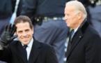 Hunter Biden visé par une enquête sur sa situation fiscale