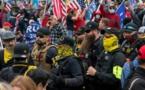 Washington : cinq blessés après des incidents lors de manifestations pro-Trump