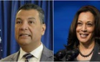 Sénat : Kamala Harris remplacée par Alex Padilla, fils d'immigrés mexicains