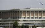 Israël : Le Parlement dissous et de nouvelles élections (encore) convoquées