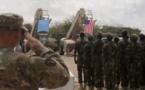 Avant leur retrait, les USA déploient une importante force navale au large de la Somalie