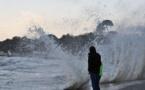 France : 18 000 foyers privés d'électricité par la tempête Bella