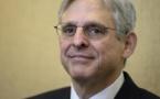 Le juge Merrick Garland nommé ministre de la Justice par Biden