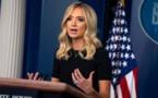 Assaut du Capitole : Trump condamne les violences, affirme la porte-parole de la Maison-Blanche