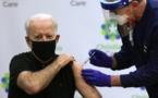 COVID-19 : Joe Biden a reçu la deuxième dose du vaccin