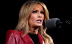 Capitole : Melania Trump sort de son silence, dénonce les « attaques » la visant