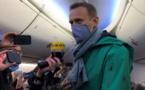 Russie: l'opposant Alexeï Navalny arrêté à son retour à Moscou
