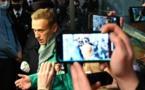 Navalny condamné à 30 jours de détention