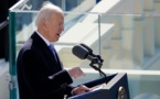 Jo Biden: investiture et serment
